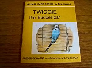 Twiggie the Budgerigar (Animal Care)