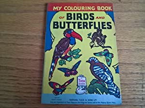 My Colouring Book of Birds and Butterflies