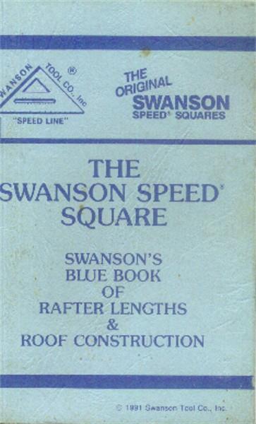 Swanson Blue Book