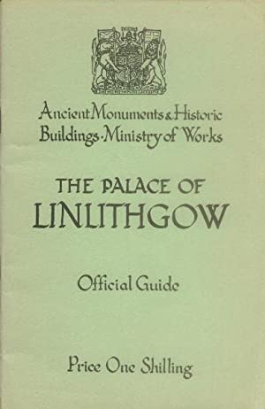 The Palace of Linlithgow: Richardson, J. S.;