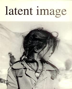 Latent Image; a Collection of Photographs from: Nikfarjam, Sharon, Editor
