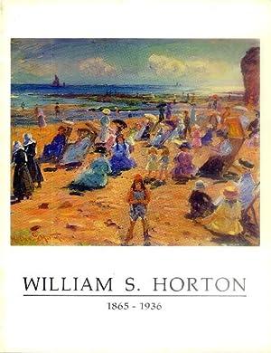 William S. Horton 1865 - 1936 American