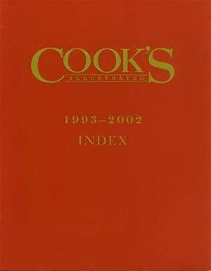 Cook's Illustrated 1993-2002 Index