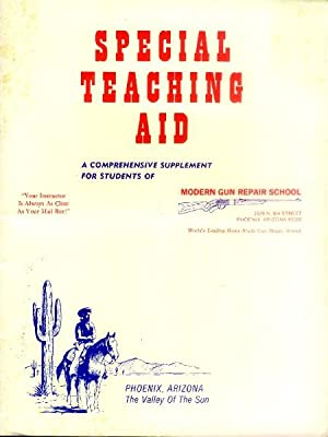 Special Teaching Aid; A Comprehensive Supplement for: Doane, Paul M.