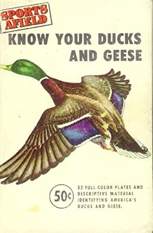 Sports Afield Collection of Know Your Ducks: Shortt, Angus H.