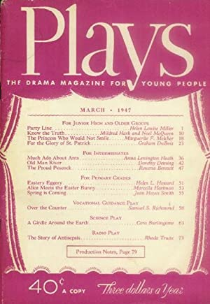 Plays; the Drama Magazine for Young People