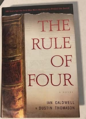 The Rule of Four: Ian Caldwell &