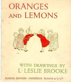 Leslie Brooke's Little Books: Oranges and Lemons: Brooke, L Leslie