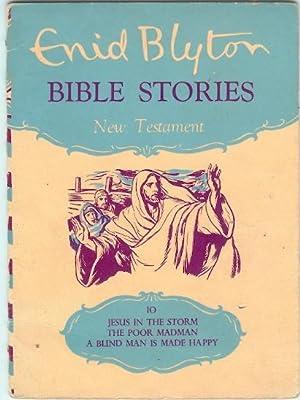 The Enid Blyton Bible Stories - 1.: Blyton, Enid