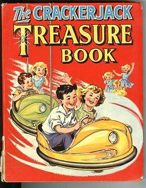 The Crackerjack Treasure Book - Includes 'tammy: Thomson, Molly B