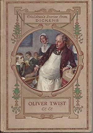 Oliver Twist and the Blind Toy Maker: Dickens, C &