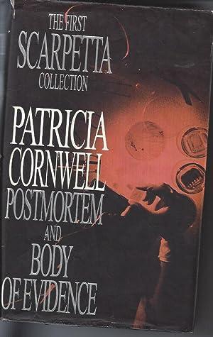 "The First Scarpetta Omnibus ""Postmortem"", ""Body of: Cornwell, Patricia"