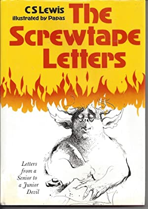 the screwtape letters letters from a senior lewis c s