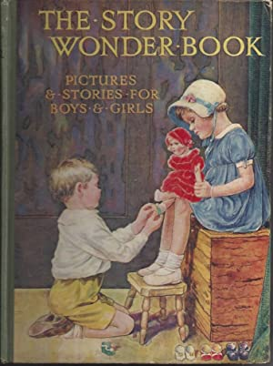 The Story Wonder Book for Boys &: Golding, Harry (Ed)