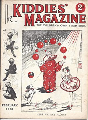 The Kiddies' Magazine The Children's Own Story: Ainsworth, Ruth; Frigout,