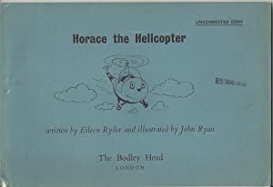 Horace the Helicopter: Ryder, Eileen &