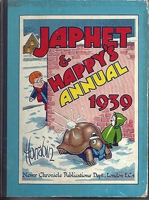 Japhet & Happy's Annual 1939: Horrabin, J. F.