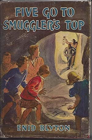 Five Go to Smuggler's Top - Another: Blyton, Enid
