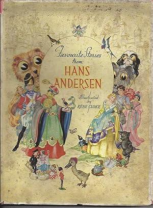 Favourite Stories from Hans Andersen With an: Hans Andersen