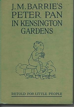Peter Pan Kensington Rackham Abebooks