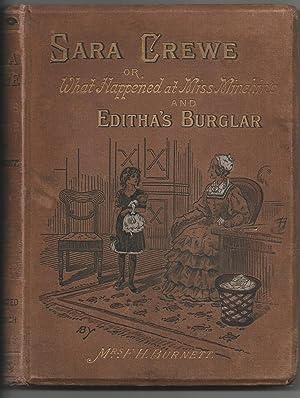 Sara Crewe Or What Happened At Miss: Hodgson Burnett, Frances