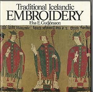 Traditional Icelandic Embroidery: Gudjonsson, Elsa E