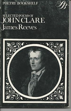 Poetry Bookshelf - Selected Poems of John: Clare, John &