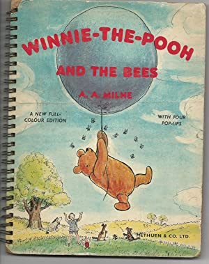 Winnie-The-Pooh and the Bees A Pop-Up Picture: Milne, A A