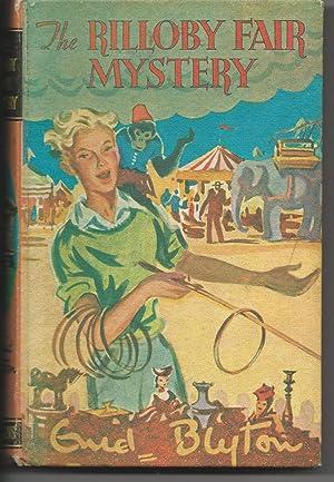 The Rilloby Fair Mystery: Blyton, Enid