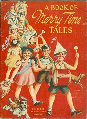 A Book of Merry Time Tales: James & Jonathan