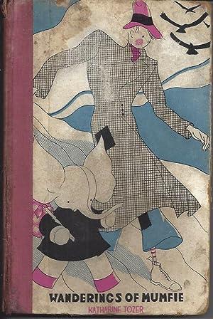 The Wanderings of Mumfie: Tozer, Katharine