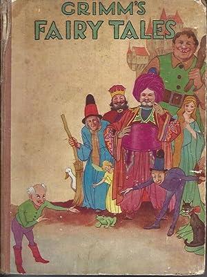 Fairy Tales: Grimm; Illus Orr, Monro S.