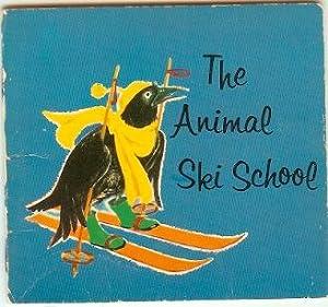 The Animal Ski School - a Handy: Larissa, Maggy &