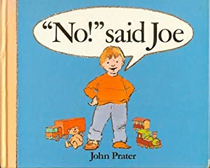 "No!"" Said Joe: Prater, John"