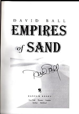 Empires of Sand: Ball, David