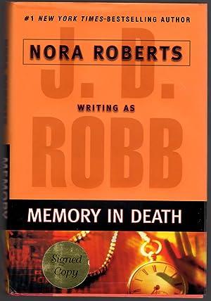 Memory in Death: J. D. Robb