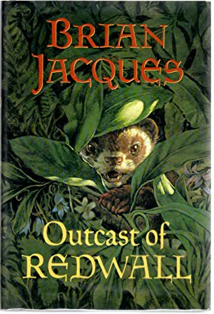 "Outcast of Redwall ""Signed"": Jacques, Brian"