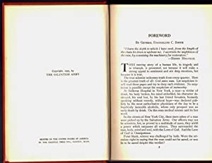 OUT OF THE DEPTHS. THE LIFE STRORY OF HENRY F. MILANS. FORREWORD BY GENERAL EVANGELINE C. BOOTH.: ...