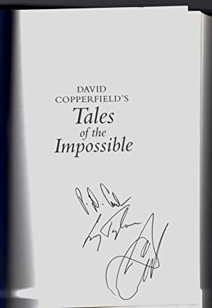 David Copperfield's Tales of the Impossible: Larry Bond
