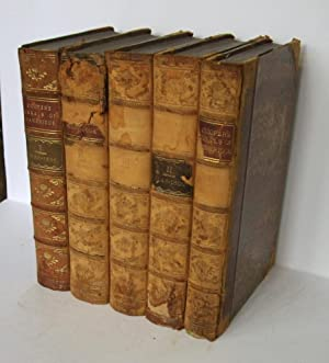 Annals of Cambridge (five volumes, complete)