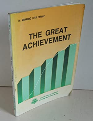 The Great Achievement: Dr Mohamad Lutfi Farhat