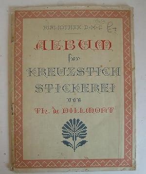Album fur Kreuzstich Stickerei: DILLMONT, Th de