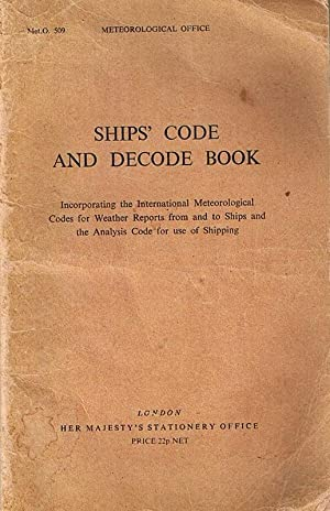 Ships' Code and Decode Book