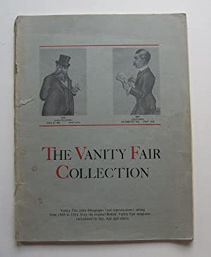 The Vanity Fair Collection: color lithographs from 1869 to 1914