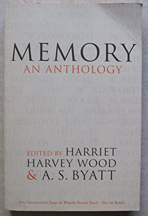 Memory: An Anthology: HARVEY WOOD, Harriet