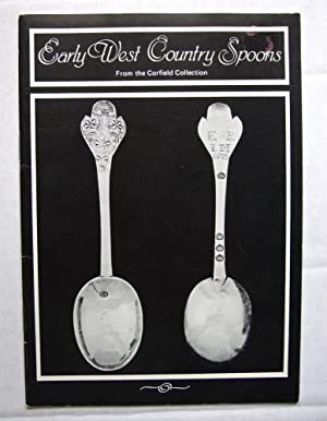 Early West Country Spoons from the Corfield Collection