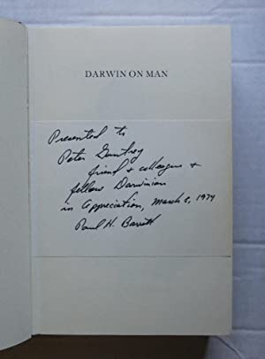 Darwin on Man. A Psychological Study of Scientific Creativity: Gruber, Howard E.