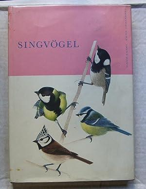 Die Brutvogel Europas: Singvogel: CORTI, Ulrich A (bilder Walter Linsenmaier
