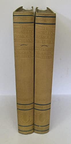 The World's Famous Pictures. Two Volume Set: CONWAY, Sir Martin & HOLMES, Sir Charles J (J A ...