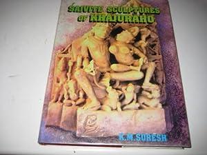 Saivite Sculptures of Khajuraho Suresh, K.M.